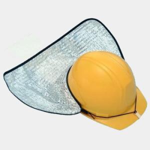 (暑さ対策 グッズ)つばのある帽子やヘルメットに装着可能 セブンクール&ひんやりシート (暑さ対策商品)|anzenmall