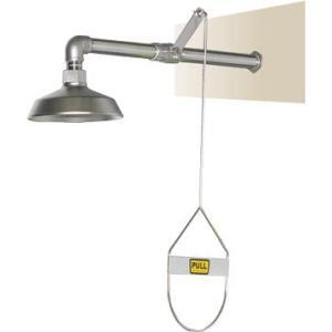 (日本エンコン) 緊急シャワー 530-5 (緊急用シャワー洗眼器無しモデル) 送料無料|anzenmall