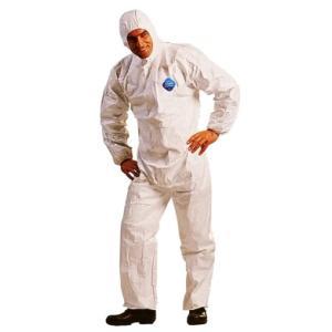 (デュポン アゼアス) タイベックソフトウェア II 型 (防護服 保護服 作業服)