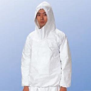 (デュポン/アゼアス) タイベックヤッケ 7000P (防護服/保護服/作業服)|anzenmall