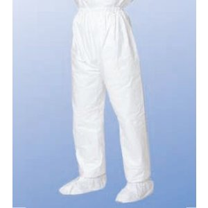 (デュポン/アゼアス) タイベックズボン 3480 (防護服/保護服/作業服)|anzenmall