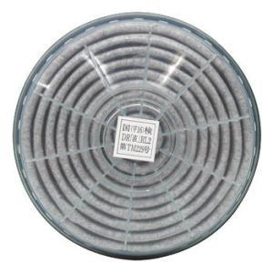 (興研) 防塵マスク用 交換アルファリングフィルタ LAS-52C(1181RC用) (2個/1組)|anzenmall