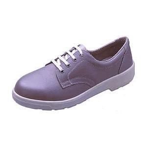 シモン 短靴 7511グレー (普通作業用) 短靴 7511グレーJIS T8101革製S種 E合格品|anzenmall