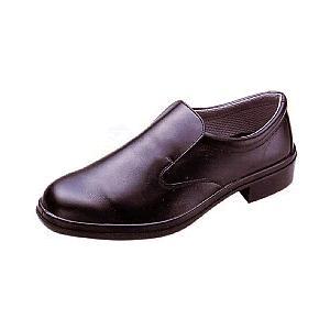 (シモン) 安全靴 短靴 7617黒 (普通作業用)|anzenmall