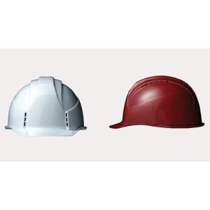 (スミハット) ABS素材 作業用ヘルメット KKC ベンチレーション付 (ライナー無) (工事用/防災)|anzenmall