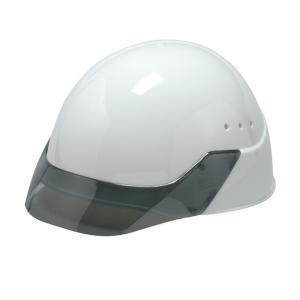 (DIC/ディック) PC素材 作業用ヘルメット SP-25V ベンチレーション付 (ライナー無) (工事用/防災)|anzenmall