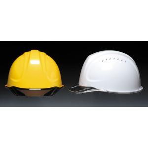 (DIC/ディック) ABS素材 作業用ヘルメット SYA-CV ベンチレーション付 (ライナー入) (工事用/防災)|anzenmall