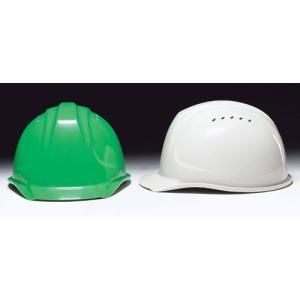 (DIC/ディック) ABS素材 作業用ヘルメット SYA-XV ベンチレーション付 (ライナー無) (工事用/防災)|anzenmall