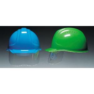 (DIC/ディック) ABS素材 作業用ヘルメット SYA-SV インナーシールド/ベンチレーション付 (ライナー入) (工事用/防災)|anzenmall