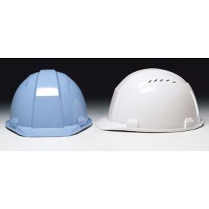 (DIC/ディック) ABS素材 作業用ヘルメット A-01V ベンチレーション付 (ライナー無) (工事用/防災)|anzenmall