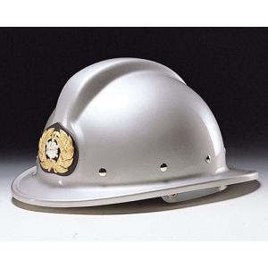 (DIC/ディック) FRP素材 ヘルメットFD(消防型) ライナー入 メタルビョウ付 完成品 (工事用/防災) anzenmall