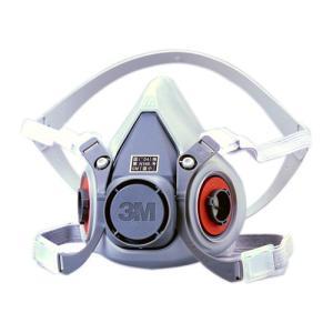 3M 防毒マスク 6000 半面形面体|anzenmall