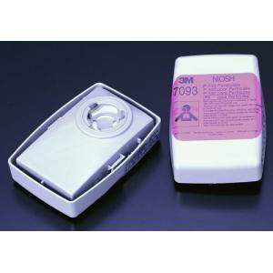 (3M) 防塵マスク用 交換用フィルター 7093 (6000用) (2個/1組)|anzenmall