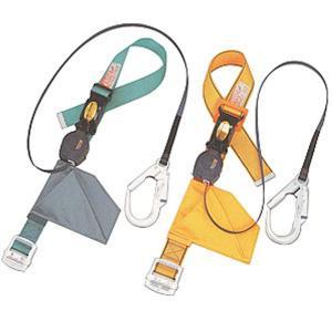 一般高所用 安全帯 リーロックS2ライト SL505 (サンコー/タイタン) (巻き取り式だから作業の邪魔をしません)|anzenmall