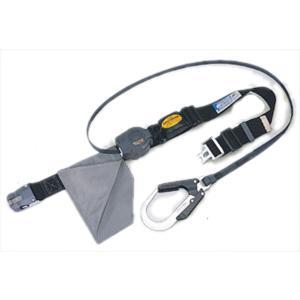 一般高所用 安全帯 リーロックS2ワンタッチバックル OT-S505 (サンコー/タイタン) (一本つり専用/ストラップ巻取式) 送料無料|anzenmall