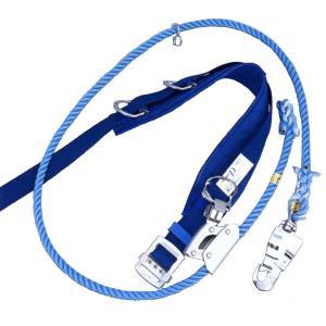 柱上用 安全帯 U字吊り・1本吊り兼用 Dライト16  (サンコー/タイタン) (U字つり・一本つり兼用) 送料無料|anzenmall