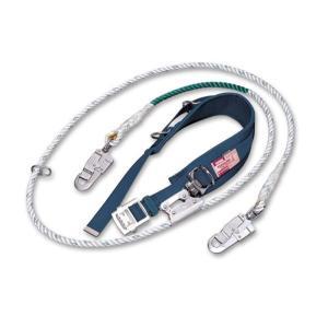 柱上用 安全帯 U字吊り・1本吊り兼用ツヨライトE TE-27 藤井電工/ツヨロン(補助フック付き柱上用安全帯) 送料無料|anzenmall