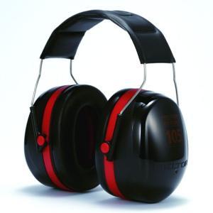 イヤーマフ H10A ぺルター製 (遮音値 NRR30dB)(3M スリーエム) 防音 しゃ音 騒音対策 イヤマフ Earmuffs|anzenmall