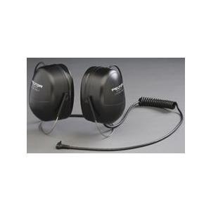 イヤーマフ 防音 ヘッドホン HTM79B-S (ステレオ/遮音値/NRR25dB) 3M/PELTOR 耳栓 送料無料|anzenmall