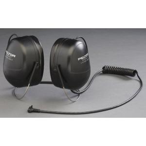 イヤーマフ 防音 ヘッドフォン HTM79B (モノラル/遮音値/NRR25dB)   (3M/PELTOR) 耳栓 送料無料|anzenmall