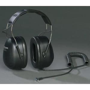 イヤーマフ 防音 ヘッドフォン HTM79A-S (ステレオ/遮音値/NRR25dB)   (3M/PELTOR) 耳栓 送料無料|anzenmall