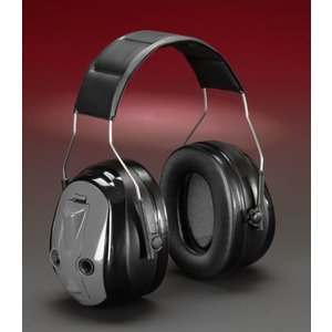 イヤーマフ 防音 MT155H530A ぺルター製 (遮音値/NRR27dB) 3M/PELTOR 耳栓 送料無料|anzenmall