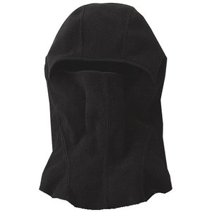 (サンエス) 冷凍倉庫用 防寒キャップ C-18 (-40度の冷凍庫でも使用可能な防寒フェイスマスク付帽子)|anzenmall