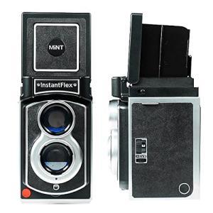 世界初の 二眼レフ インスタントカメラ InstantFlex TL70 本体|anzy-mou