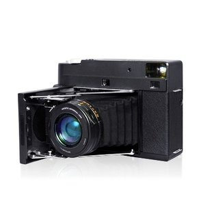 InstantKon RF70 ジャバラ式インスタントカメラ フルマニュアル・レンジファインダー搭載・ワイドサイズ インスタントフィルム対応 anzy-mou
