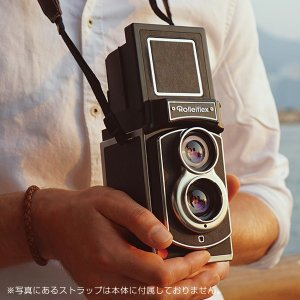 Rolleiflex ローライフレックス インスタントカメラ  二眼レフのインスタントカメラ|anzy-mou