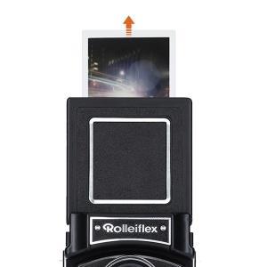 Rolleiflex ローライフレックス インスタントカメラ  二眼レフのインスタントカメラ|anzy-mou|15