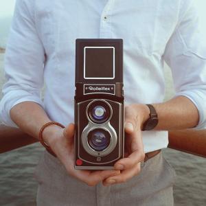 Rolleiflex ローライフレックス インスタントカメラ  二眼レフのインスタントカメラ|anzy-mou|06