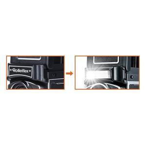 Rolleiflex ローライフレックス インスタントカメラ  二眼レフのインスタントカメラ|anzy-mou|10