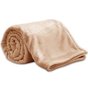チチロバ(Titiroba) 毛布 ひざ掛け ハーフケット ブランケット  マイクロファイバー 暖かい 厚手 オールシーズン 洗える 70x100cm|aobashop