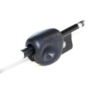 和田チェロ運弓補助具 カンタン装着ワンサイズ WADA Cello Bow Grip Aid 自然な弓使いの出来るボーグリップ|aobashop