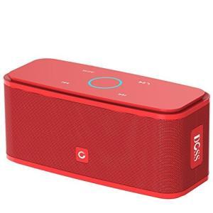 DOSS SoundBox Bluetoothスピーカーワイヤレスブルートゥーススピーカーポータブルタッチ操作クリアな音質12時間再生|aobashop
