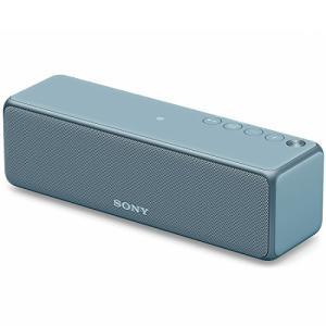 ソニー SONY ワイヤレスポータブルスピーカー SRS-HG10 : Bluetooth/Wi-Fi/ムーンリットブルー SRS-HG10 L|aobashop