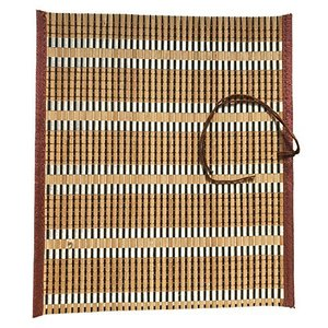 [SENYON] 書道 竹製 筆巻き 筆 毛筆 持ち運び用 (36cm × 30cm)|aobashop