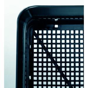 大和プラスチック ピッキングトレー 35型 345×270×H75 ブラック aobashop