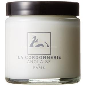 コルドヌリアングレーズブランドの油性クリームです。 動物性油脂である蜜ロウをベースに作られているので...