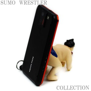 お相撲さんモチーフのスマホスタンド|aoi-honpo