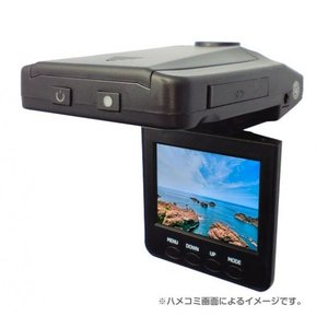 【画角90°】LCD&赤外線LED付き1200万画素ドライブレコーダー 通販 BU 通販|aoi-honpo|02