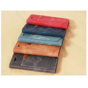 iphone6/6S 7 手帳型ポケット付きケース 通販 P|aoi-honpo