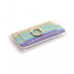 iPhone6/6s iPhone6Plus/6sPlus  7 スタンドケース スマートフォンを指1本で保持 スタンド機能 落下防止 通販 Fi|aoi-honpo