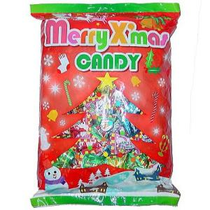 1kg入り クリスマスキャンディー 1袋 駄菓子 子供会 景品 お祭り くじ引き 縁日|aoigangu