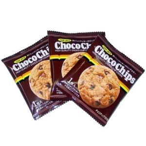 イトウ製菓 1枚チョコチップクッキー 25入 駄菓子 子供会 景品 お祭り くじ引き 縁日|aoigangu