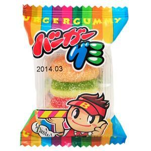 ハンバーガーグミ 25入 駄菓子 子供会 景品 お祭り くじ引き 縁日