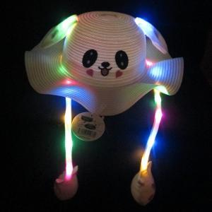光る!ぴょんぴょんハット 景品 おもちゃ 子供会 お祭り くじ引き 縁日 お子様ランチ|aoigangu