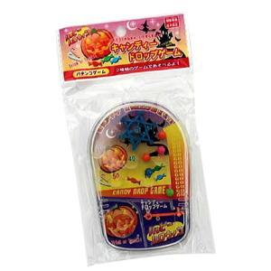 ハッピーハロウィン キャンディードロップゲーム 25入 景品 おもちゃ 子供会 お祭り くじ引き 縁日 お子様ランチ|aoigangu