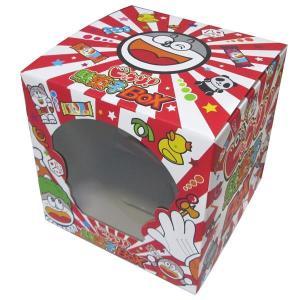 つかみとり用駄菓子箱 1箱 景品 おもちゃ 子供会 お祭り くじ引き 縁日 お子様ランチ|aoigangu